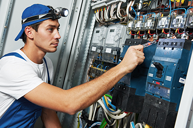 Electrical Installation Services in Flushing, Flint & Genesee County | Electrician Express - callout-commercial
